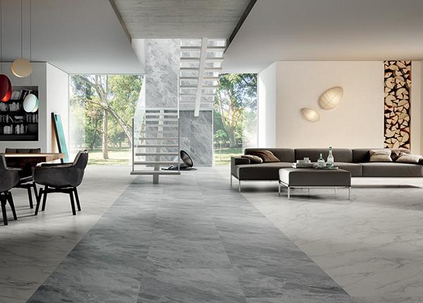 灰色大理石防滑地砖